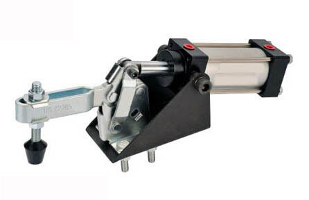 China 810-U Destaco Pneumatic Clamps 12265A Holding Force 340kgs Port Size G1/8'' supplier