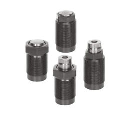 China Small Threaded Stainless Steel Hydraulic Cylinder Single Acting Feature supplier