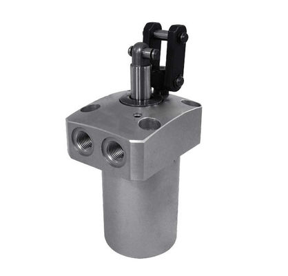 High Power Pneumatic Link Clamp High Force Space - Saving Clamp Cylinder