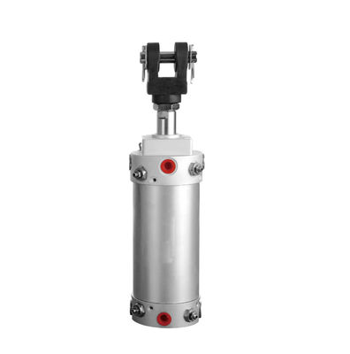 CTK Aluminum Air Cylinder High Airtightness Heat Treated Body Corrosion Resistance