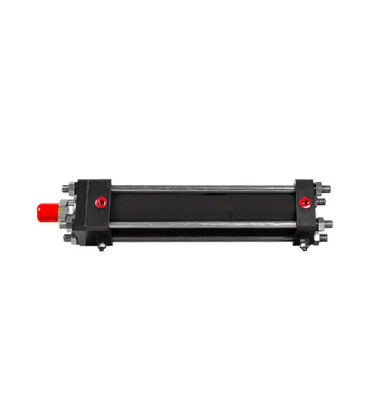 14Mpa Adjustable Push Pull Hydraulic Cylinder , Heavy Duty Linear Actuator 12v