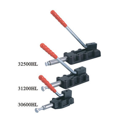 China Long Handle Push Pull Toggle Clamp 35000HL Ductile Iron Base Heat Treatment Surface factory